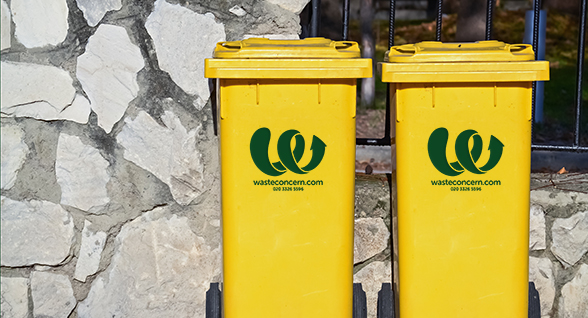 Private bin collection rubbish removal household recycling - What does it mean to be a master gardener ...