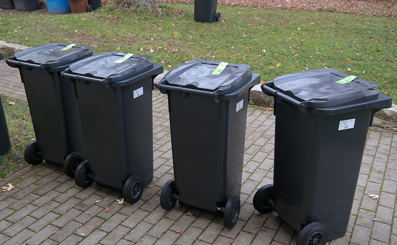 Private Bin Collection, Rubbish Removal, Household Recycling